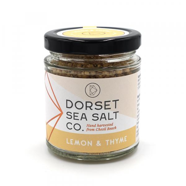 Dorset Salt Lemon & Thyme