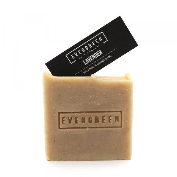 Evergreen Soap Lavender